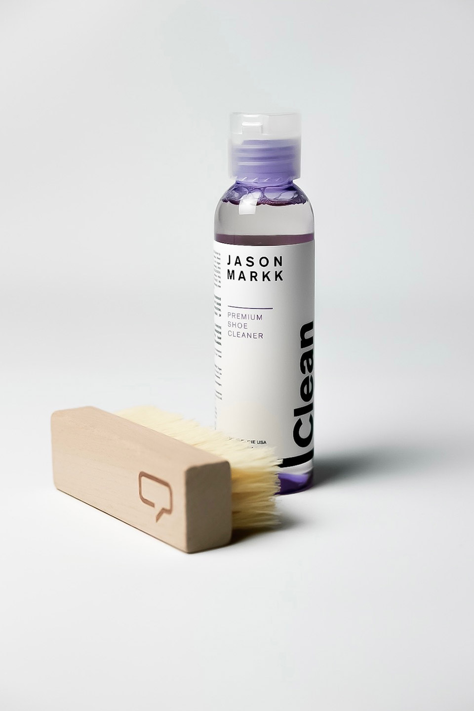 Jason Markk cleaning kit uncoloured