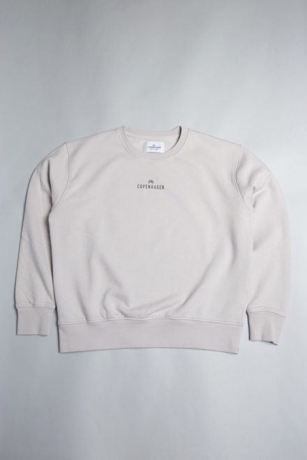 CPH Sweat 1 org. cotton limestone grey - alternative