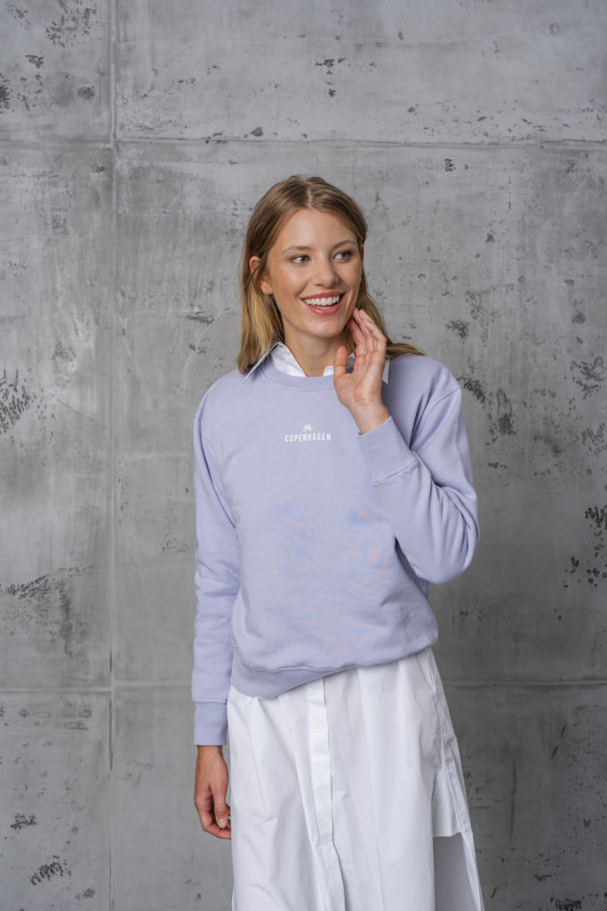CPH Sweat 1 org. cotton lavender