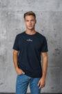 CPH Shirt 1M org. cotton navy blue