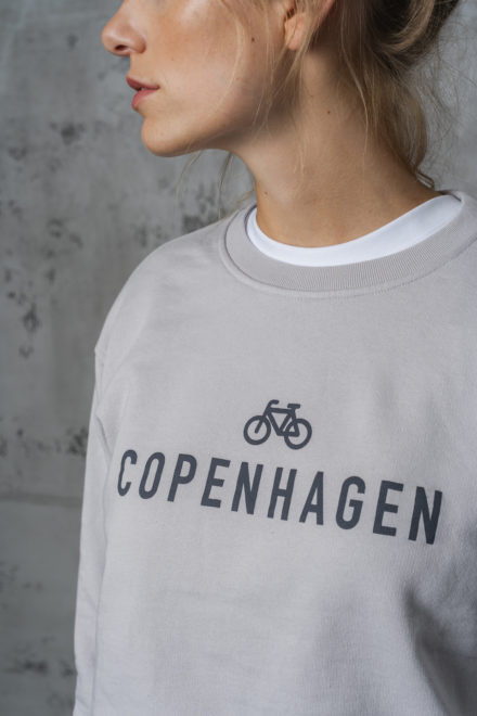 CPH Sweat 3 org. cotton limestone grey - alternative