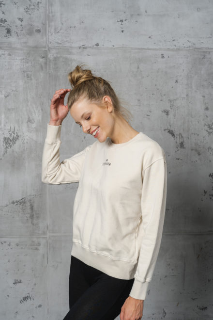 CPH Sweat 1 org. cotton ivory white - alternative