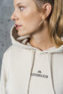 CPH Hoodie 1 org. cotton ivory white - alternative 2
