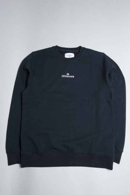 CPH Sweat 1M org. cotton navy blue