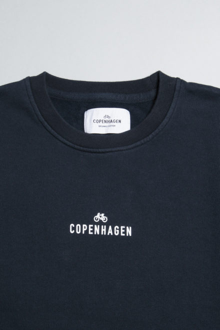 CPH Sweat 1M org. cotton navy blue - alternative