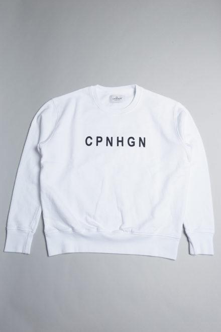 CPH Sweat 2 org. cotton white