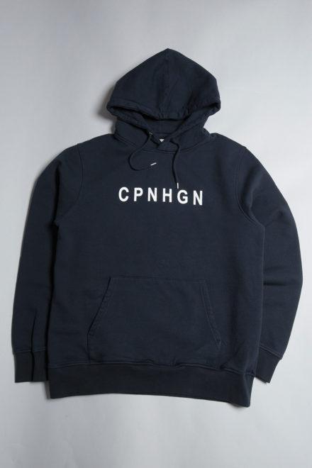 CPH Hoodie 2 org. cotton navy blue