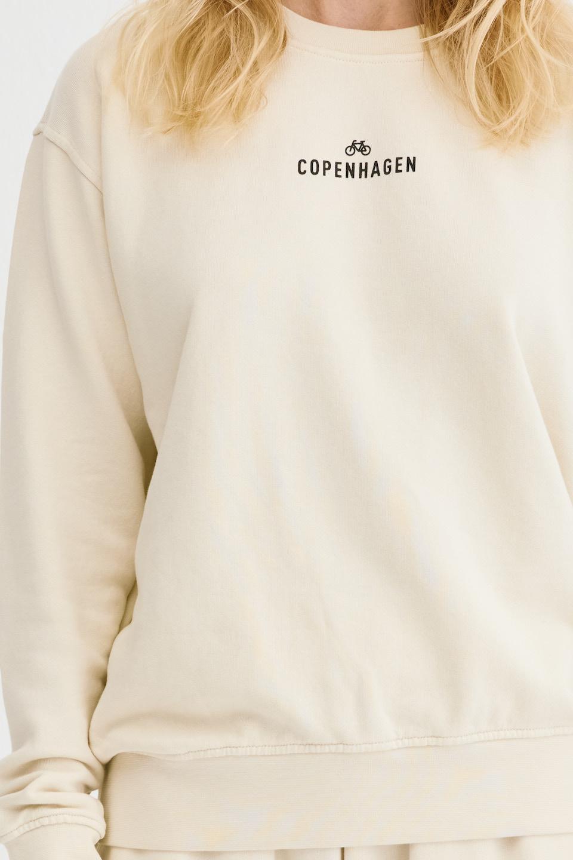 CPH Sweat 1 org. cotton nature - alternative 2