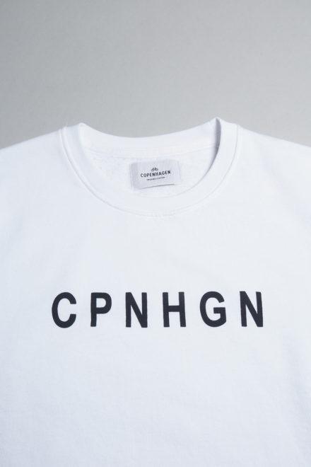 CPH Sweat 2 org. cotton white - alternative
