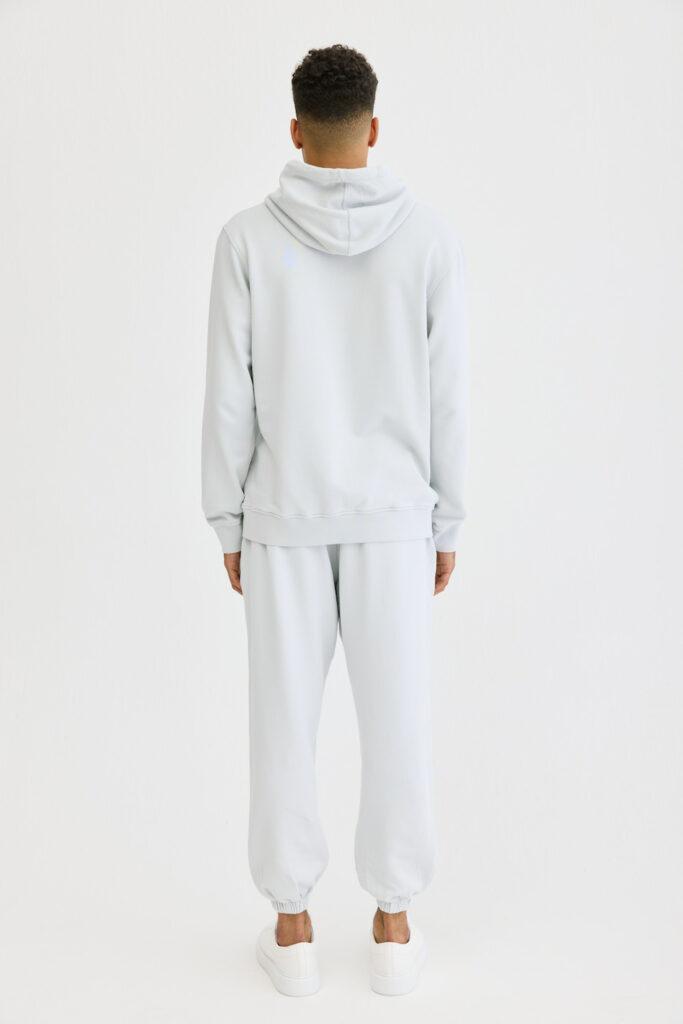 CPH Hoodie 1M org. cotton light grey - alternative 2