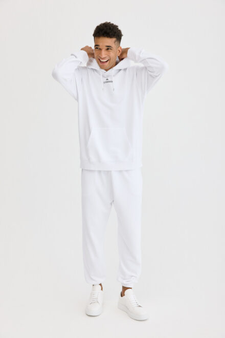 CPH Hoodie 1M org. cotton white - alternative