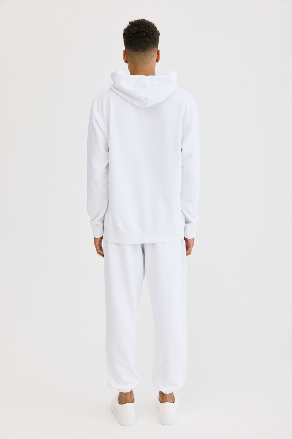 CPH Hoodie 1M org. cotton white - alternative 2