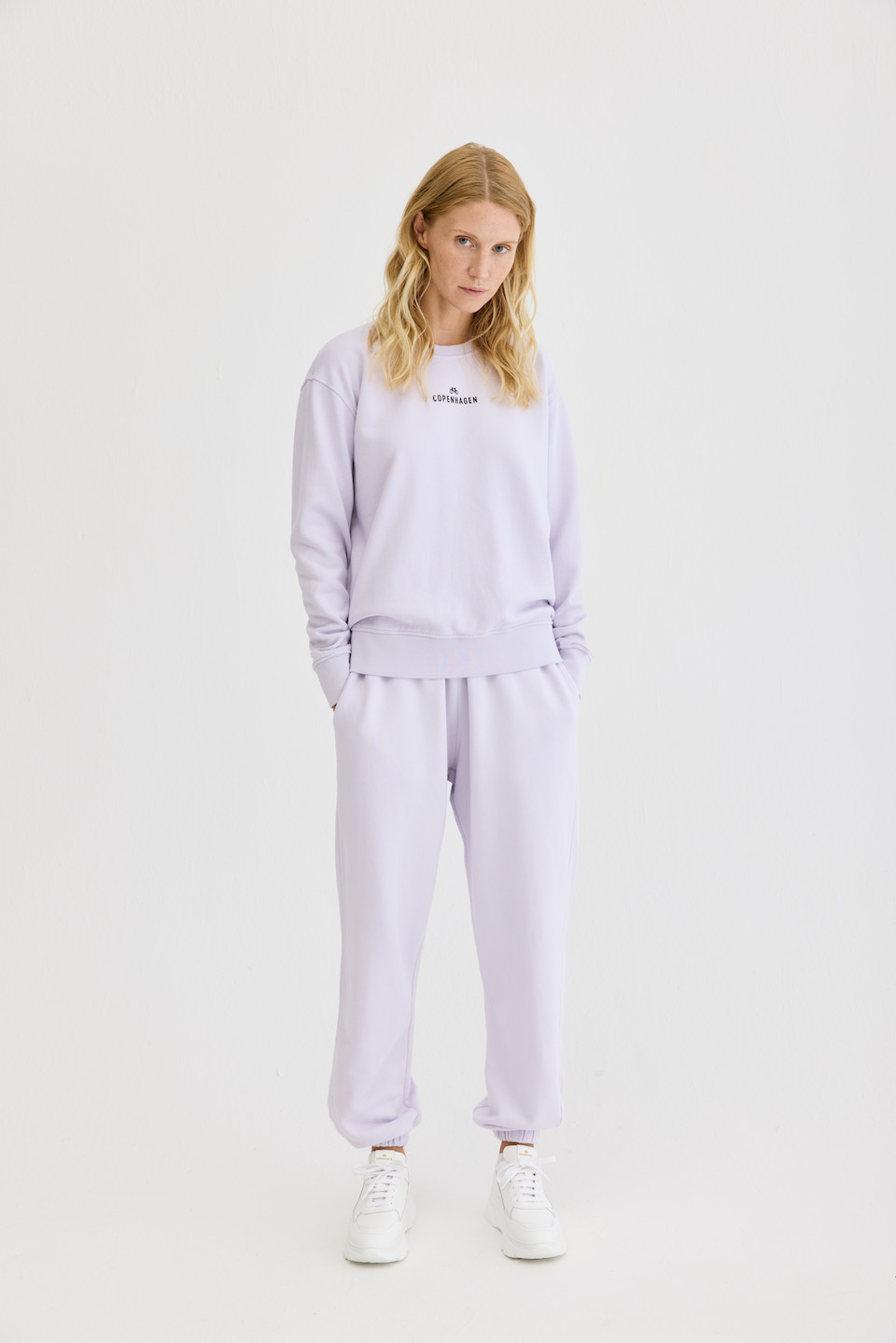 CPH Sweat 1 org. cotton lavender