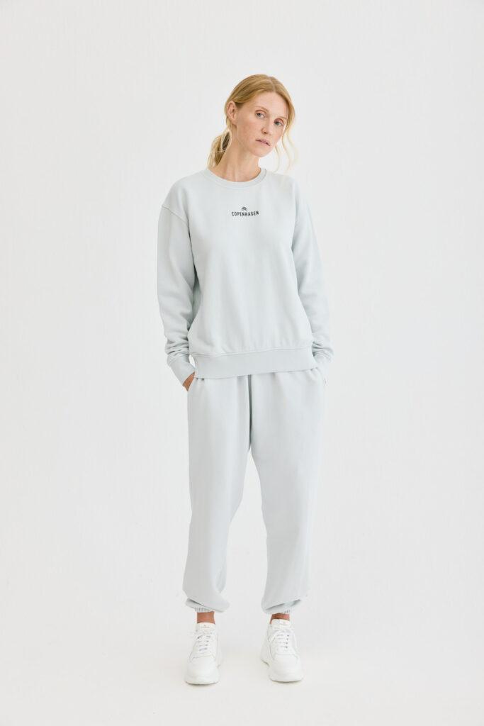 CPH Sweat 1 org. cotton light grey