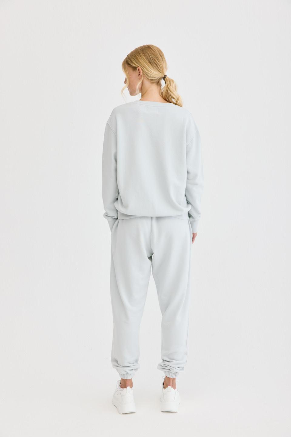 CPH Sweat 3 org. cotton light grey - alternative 1