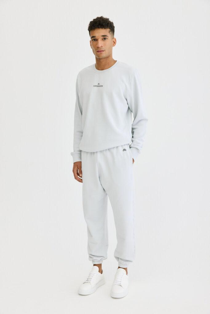CPH Sweat 1M org. cotton light grey - alternative 1