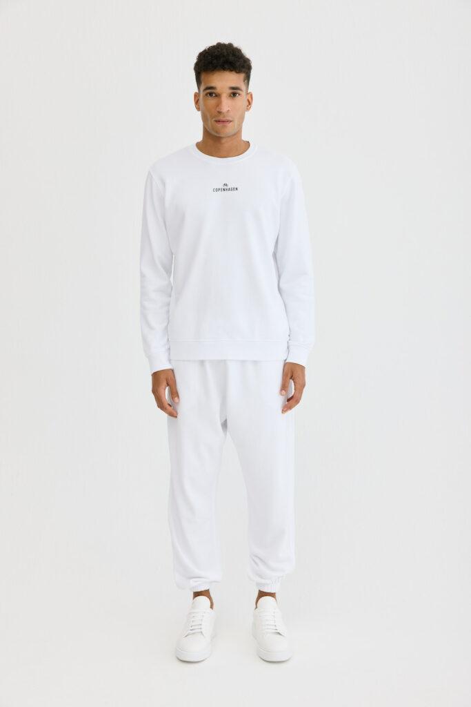 CPH Sweat 1M org. cotton white