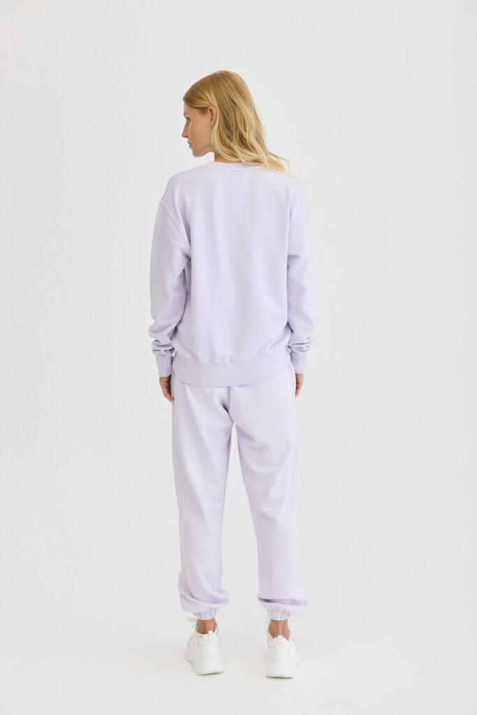 CPH Sweat 1 org. cotton lavender - alternative 1