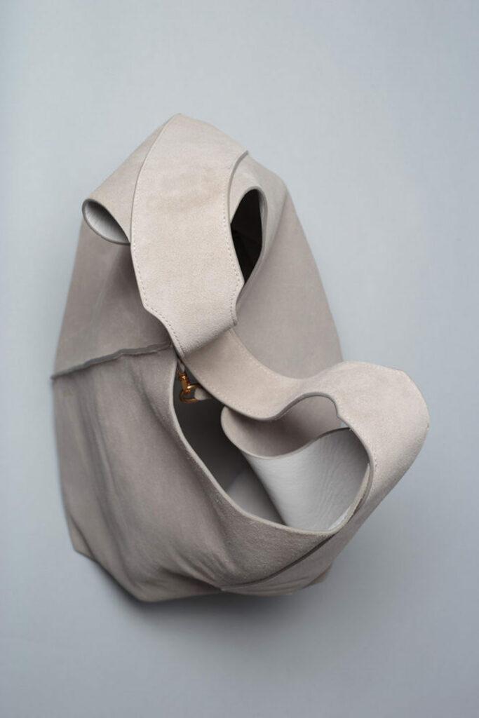 CPH Bag 1 crosta light grey - alternative 1
