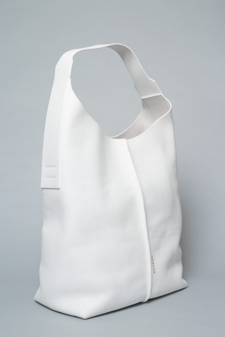 CPH Bag 1 vitello white