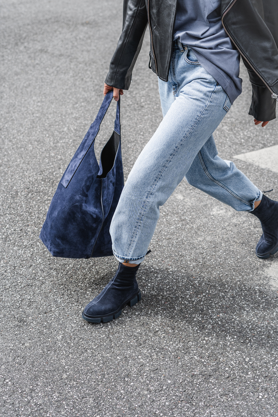 CPH Bag 1 crosta navy