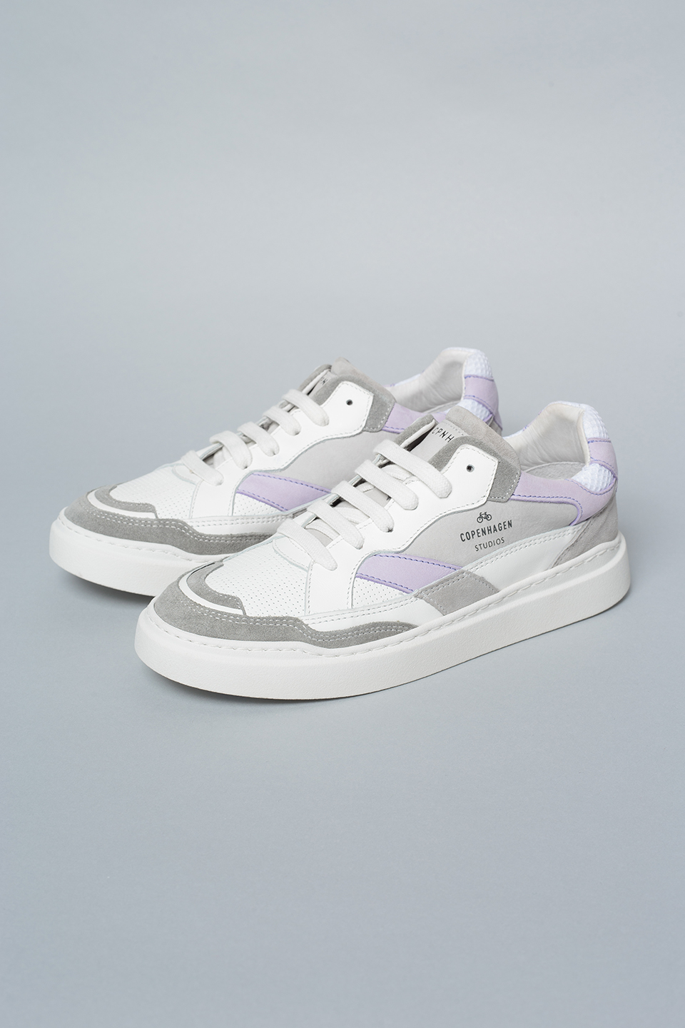 CPH560 material mix white/lavender - alternative 2