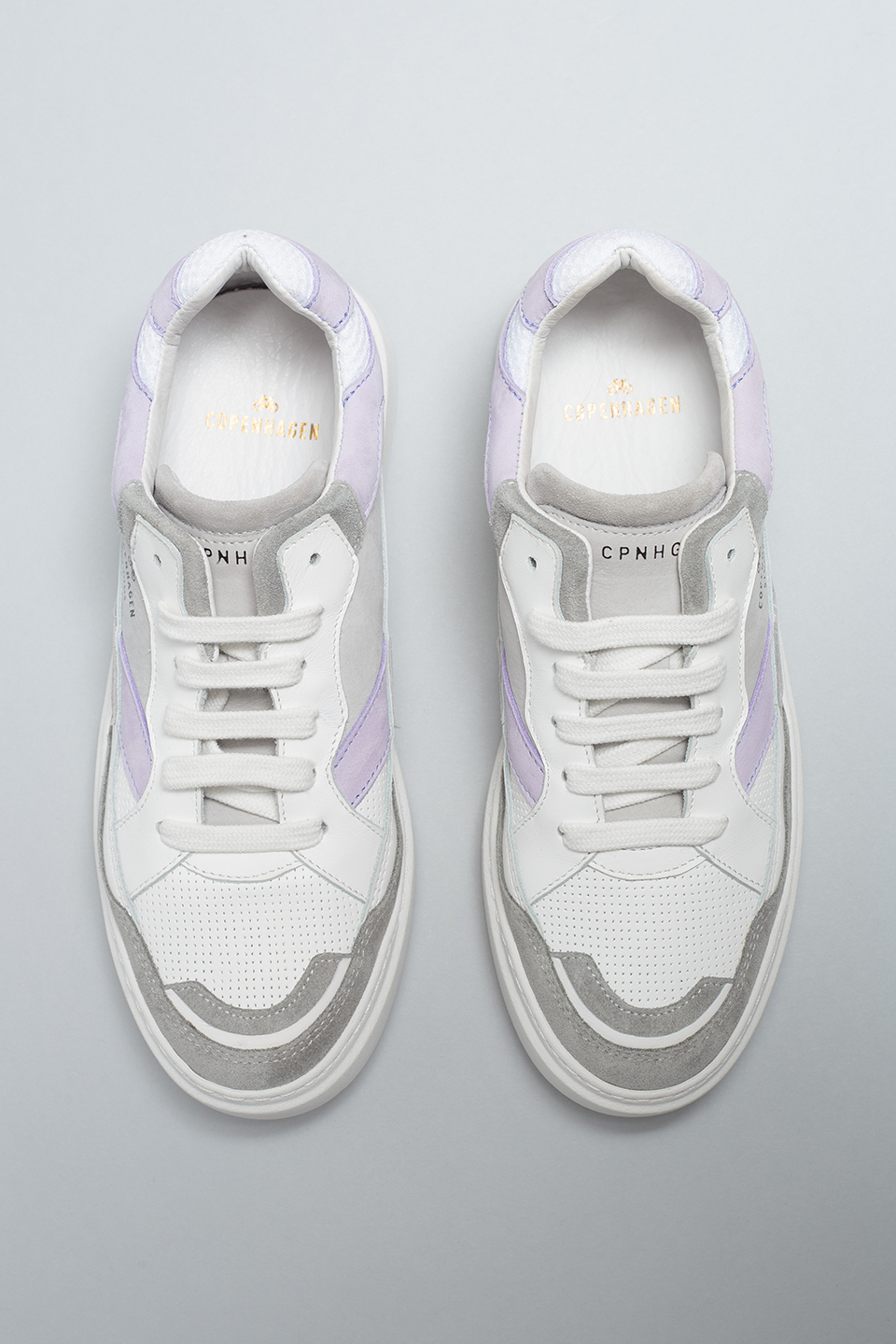 CPH560 material mix white/lavender - alternative 3