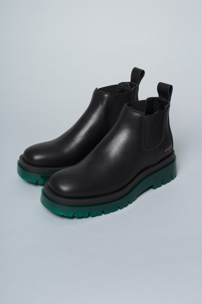 CPH1001 vitello black/green - alternative 2