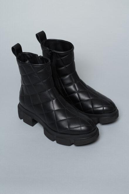 CPH48 nappa black