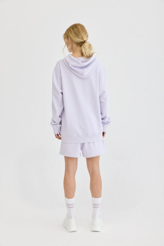 CPH Hoodie 5 org. cotton lavender - alternative 2