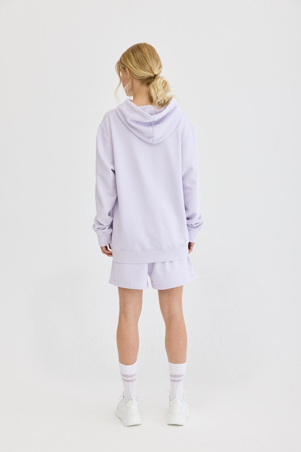 CPH Hoodie 3 org. cotton lavender - alternative 1