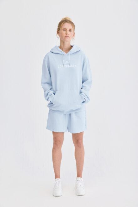 CPH Hoodie 3 org. cotton light blue