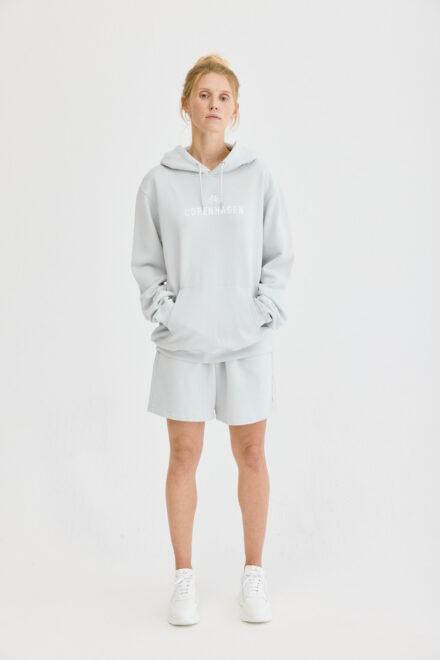 CPH Hoodie 3 org. cotton light grey