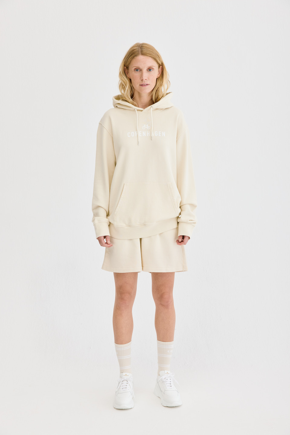CPH Hoodie 3 org. cotton nature