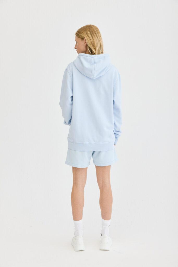 CPH Hoodie 5 org. cotton light blue - alternative 1
