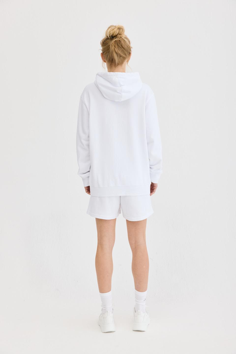 CPH Hoodie 3 org. cotton white - alternative 1