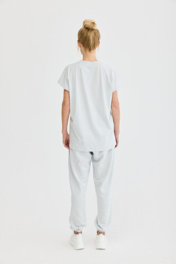 CPH Shirt 4 org. cotton light grey - alternative 1