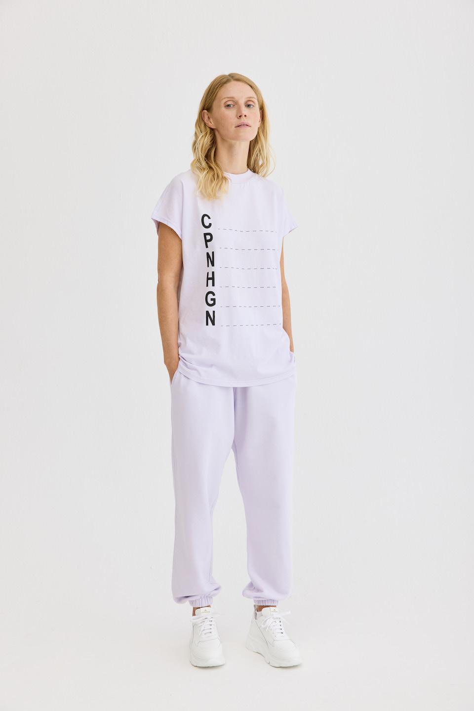 CPH Shirt 4 org. cotton lavender