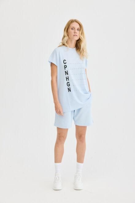 CPH Shirt 4 org. cotton light blue