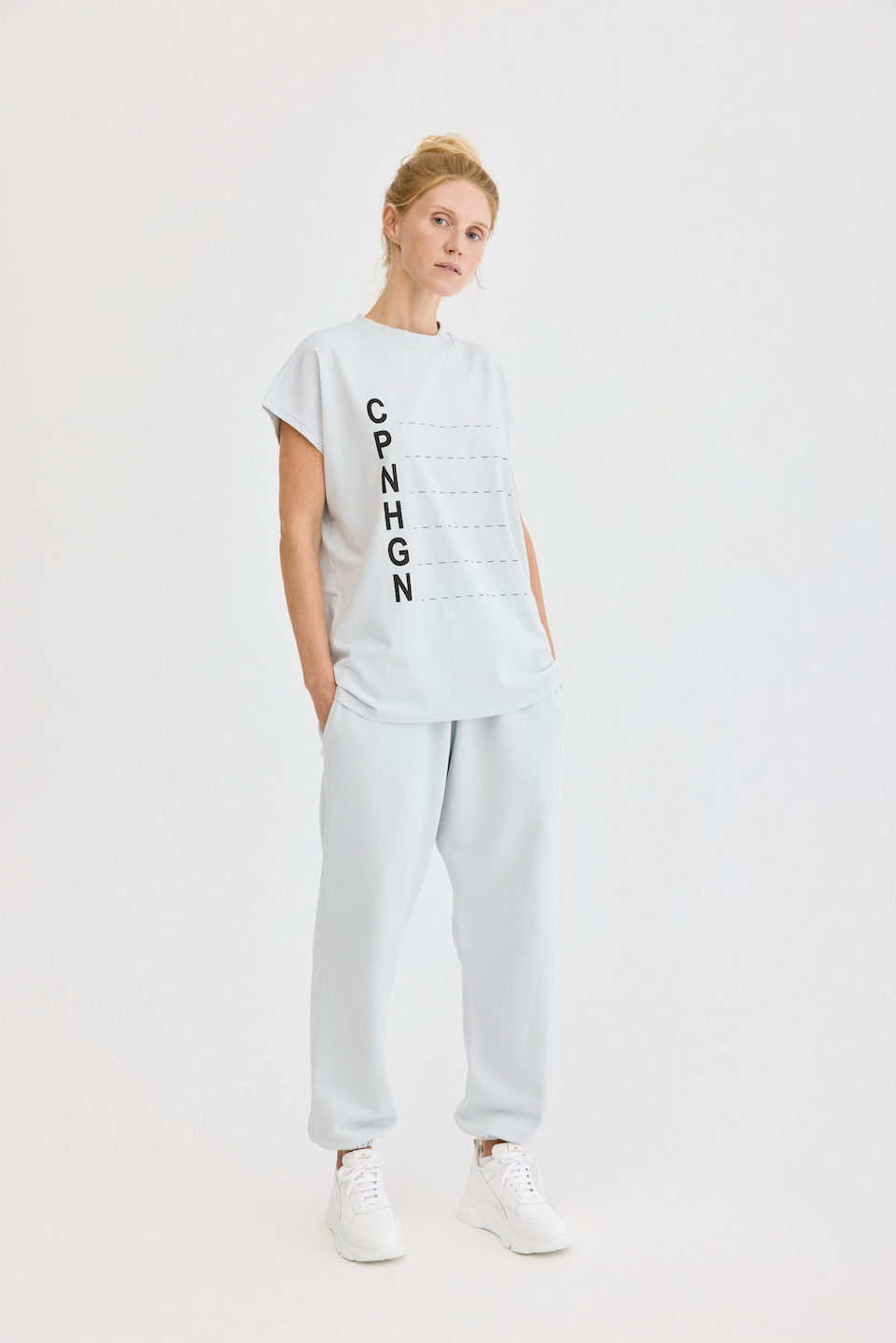 CPH Shirt 4 org. cotton light grey