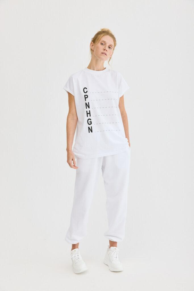 CPH Shirt 4 org. cotton white