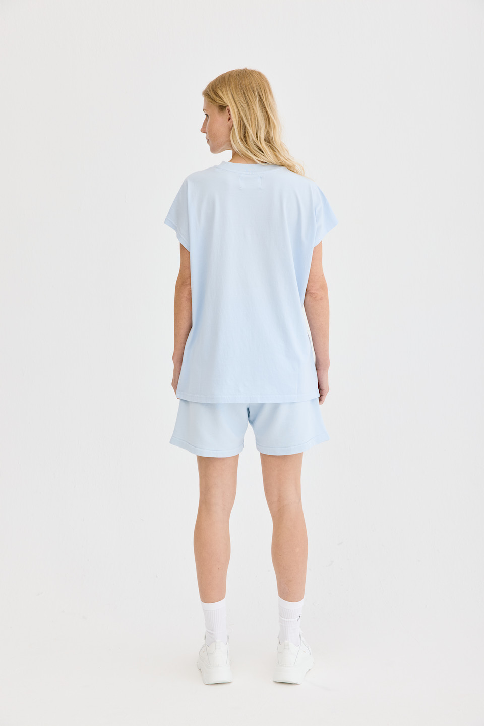 CPH Shirt 4 org. cotton light blue - alternative 1