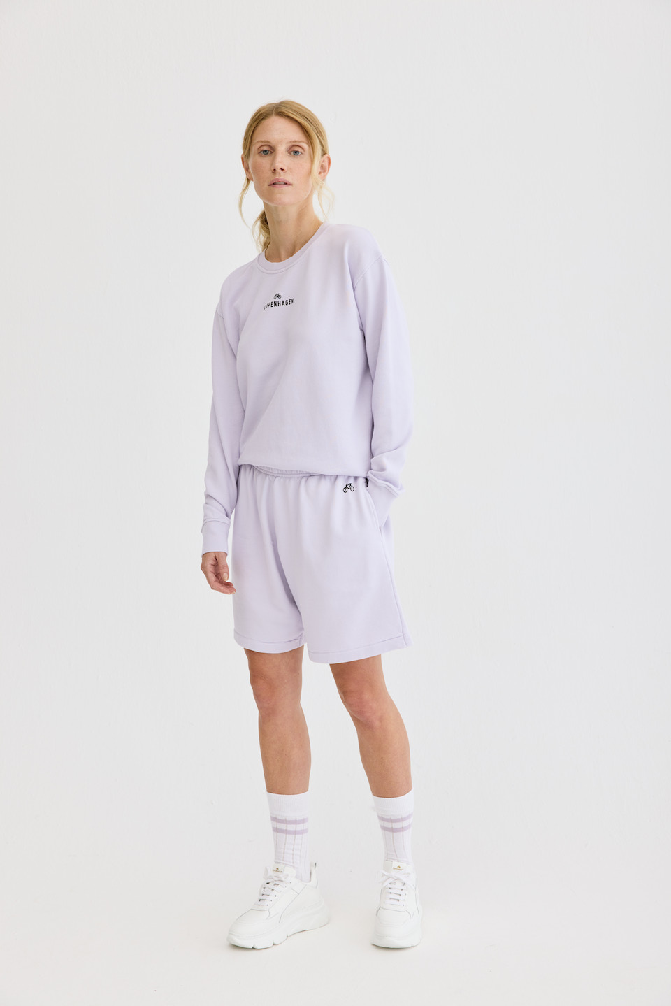 CPH Shorts 1 org. cotton lavender