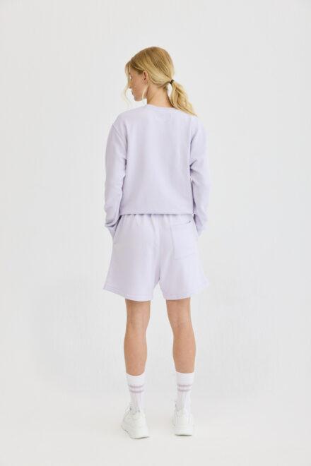 CPH Shorts 1 org. cotton lavender - alternative