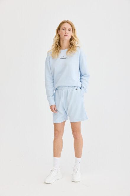 CPH Shorts 1 org. cotton light blue - alternative