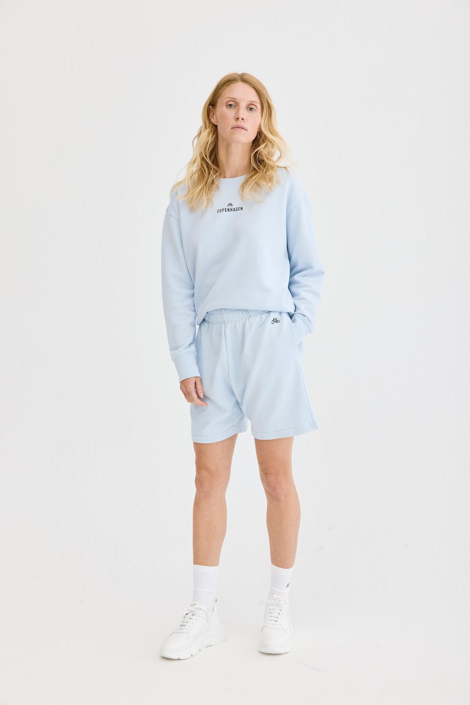 CPH Shorts 1 org. cotton light blue - alternative 1