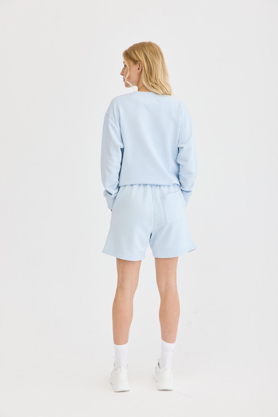 CPH Shorts 1 org. cotton light blue - alternative 2