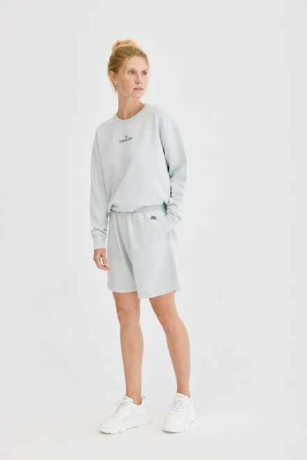 CPH Shorts 1 org. cotton light grey