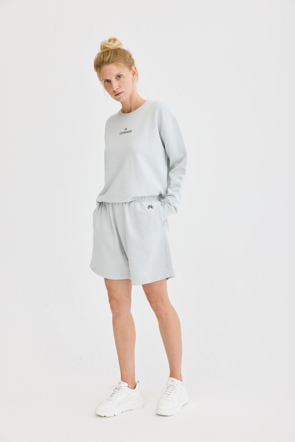 CPH Shorts 1 org. cotton light grey - alternative 1