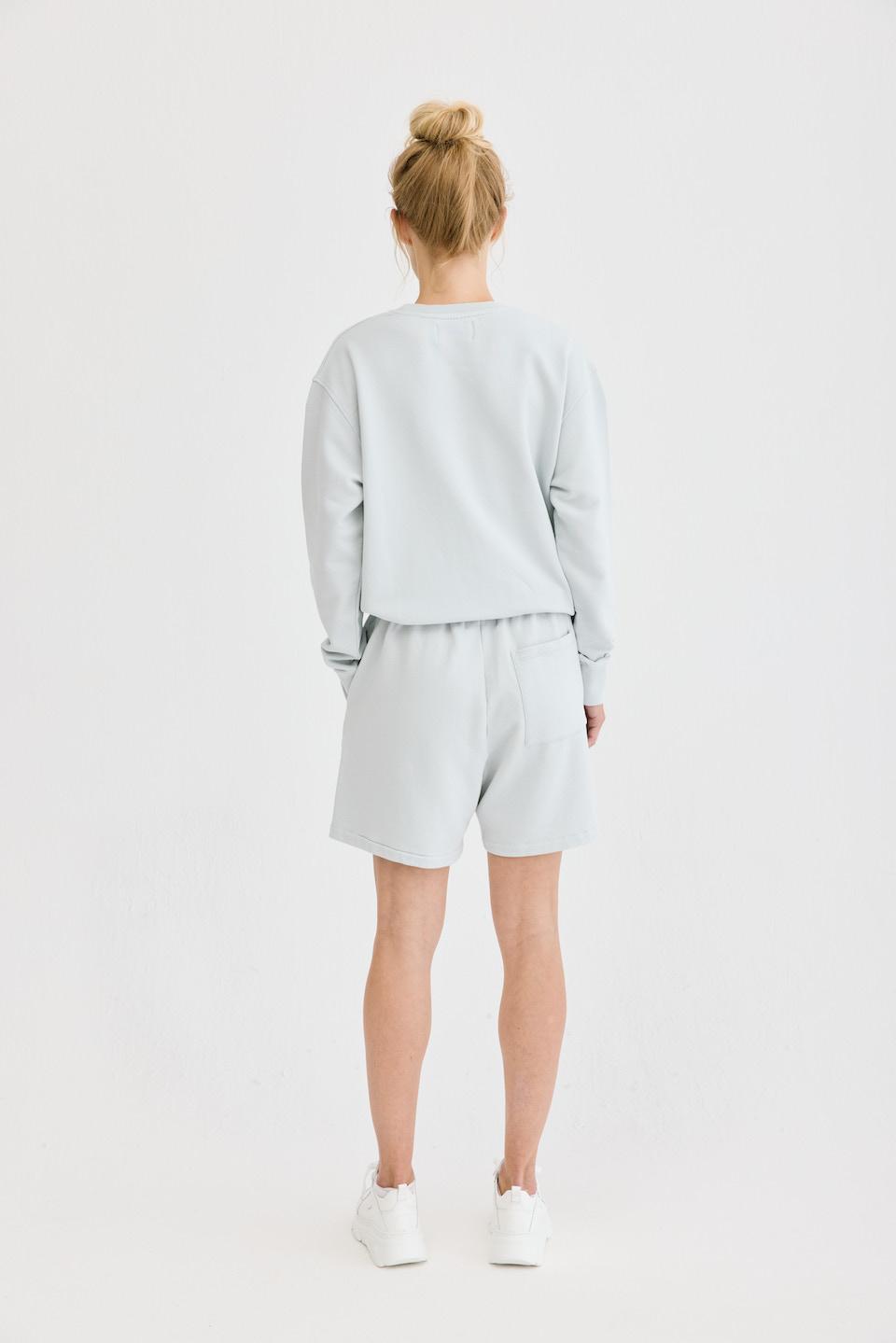 CPH Shorts 1 org. cotton light grey - alternative 2